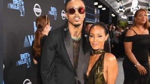 El rapero August Alsina, de 27 años, contó que mantuvo un affaire con Jada Pinkett por años y que llegó a la vida del matrimonio en 2015, a través de una amistad con Jaden, uno de los hijos de la pareja de Hollywood