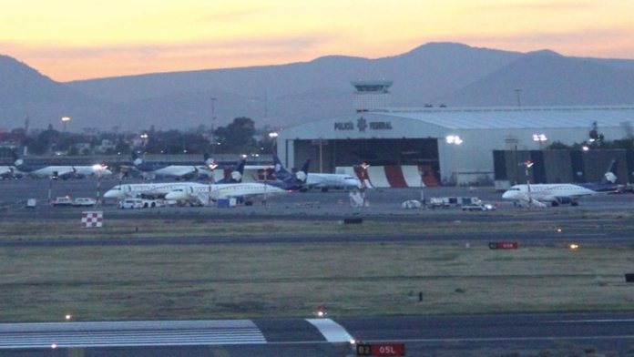 The new Airport Use Fee will be valid until December 31, 2019 (Photo: Twitter AICM_mx)