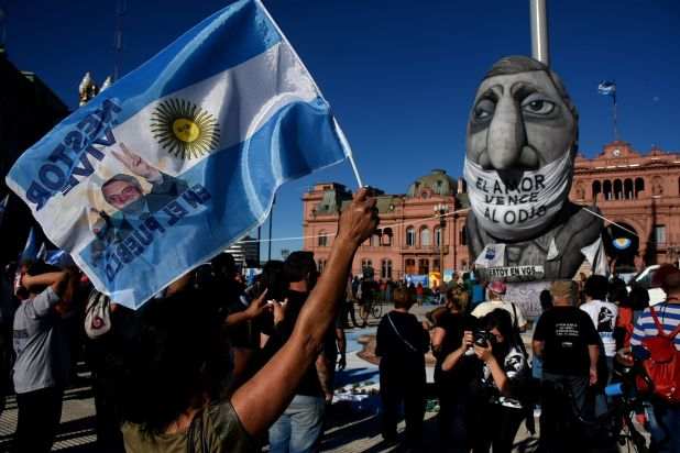 Nestor Kirchner 10 años