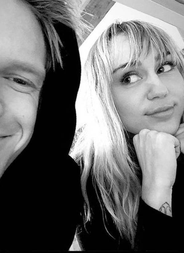 Cody Simpson and Miley Cyrus take a three month relationship (Picture: file)