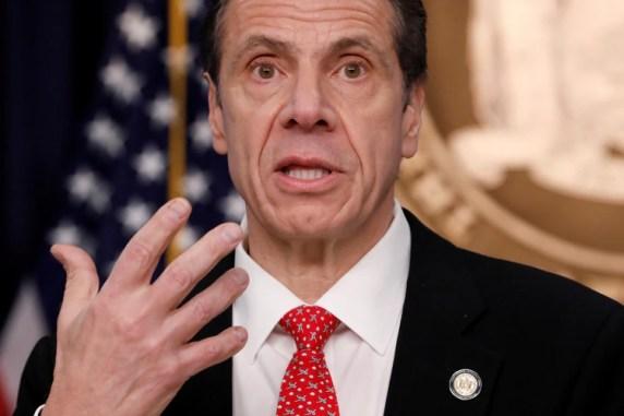 Andrew Cuomo, gobernador de Nueva York (REUTERS/Andrew Kelly)