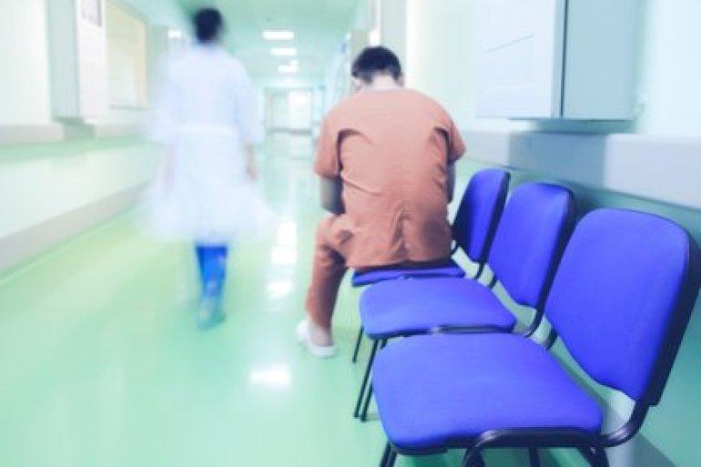 Delirium was the sixth most common symptom (Shutterstock)