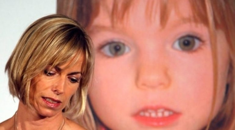 Kate McCann, madre de Madeleine, habla en Londres el 12 de mayo de 2011 (REUTERS/Chris Helgren)
