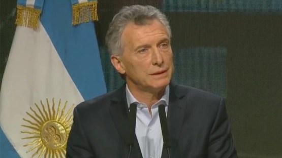 El presidente de Argentina, Mauricio Macri, acudirá por cuarta vez la la ONU.