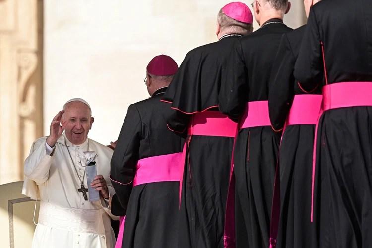 En uno de los párrafos de la carta, la central obrera se dirigió directamente al papa Francisco