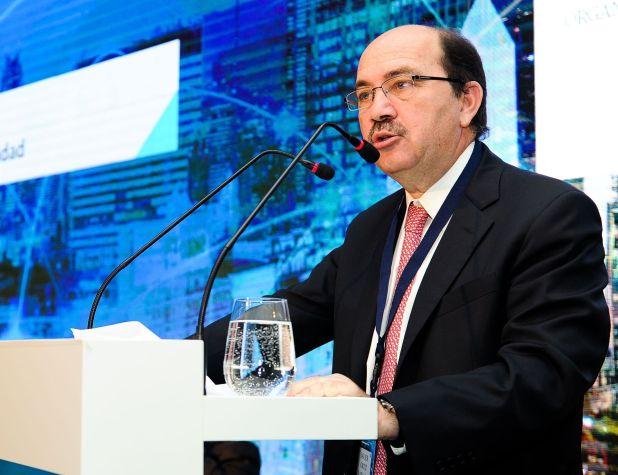 Javier Ortíz Batalla, actual presidente del Banco Ciudad