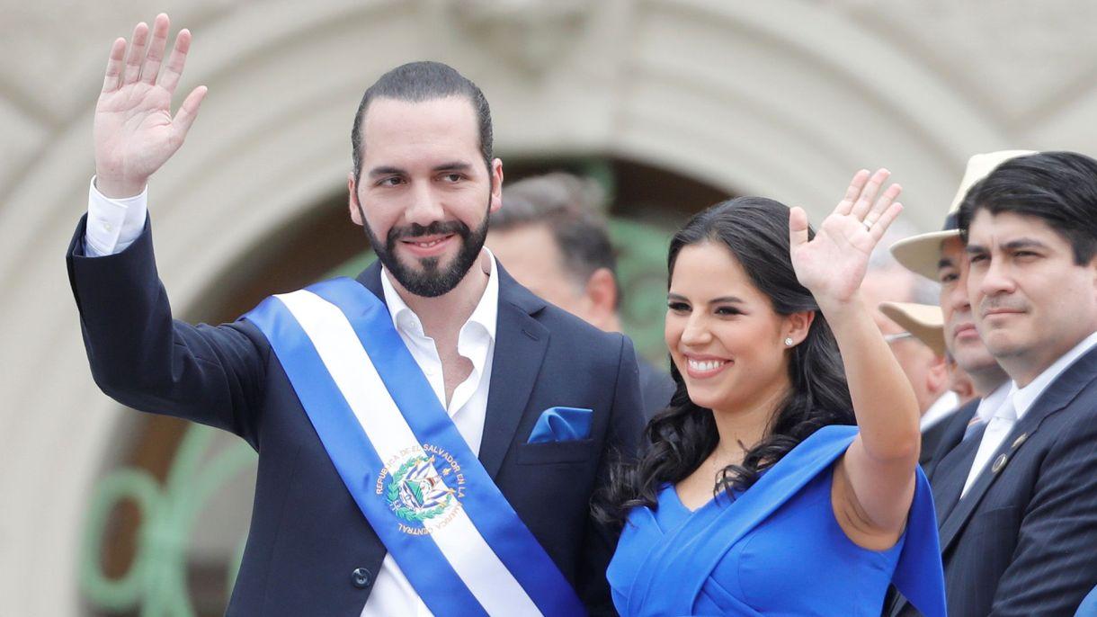 El nuevo presidente de El Salvador Nayib Bukele (REUTERS/Jose Cabezas)