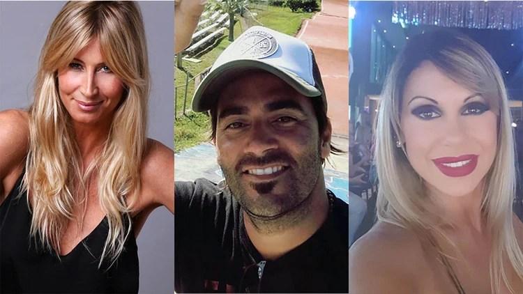 Soledad Solaro y Mónica Farro se lamentaron por la muerte de Alejandro Larose