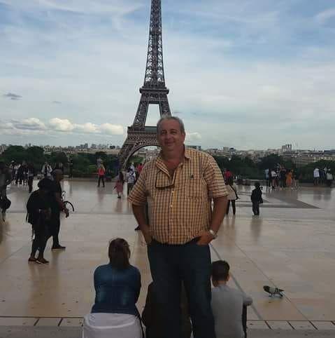 FOTOS Francisco Marin medico fallecido en Chaco