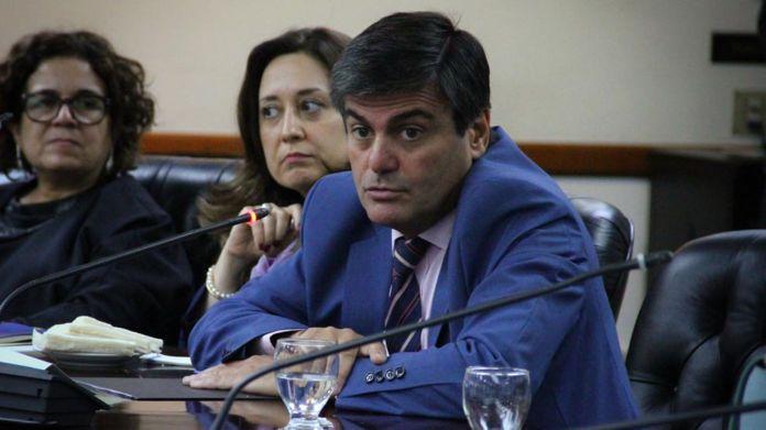 Marcelo Gallo Tagle, de la Asociación de Magistrados