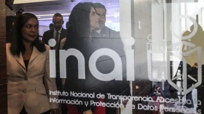 AMLO ha mencionado por nombre al Ifetel pero también al INAI, el Instituto de Transparencia mexicano (Foto: Cuartoscuro)