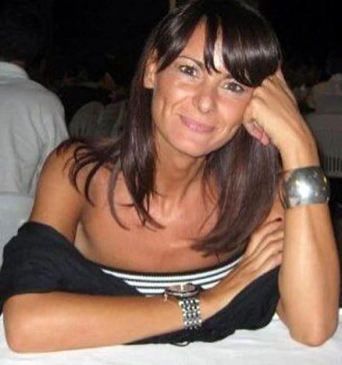 Lucia Annibali en una foto anterior al ataque