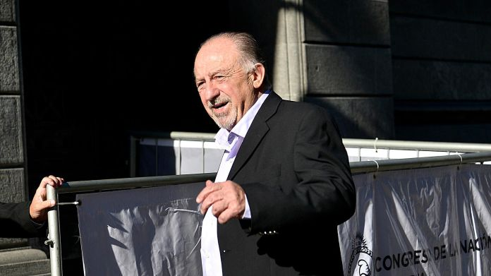 Hugo Yaky, diputado y líder de la CTA (Gustavo Gavotti)