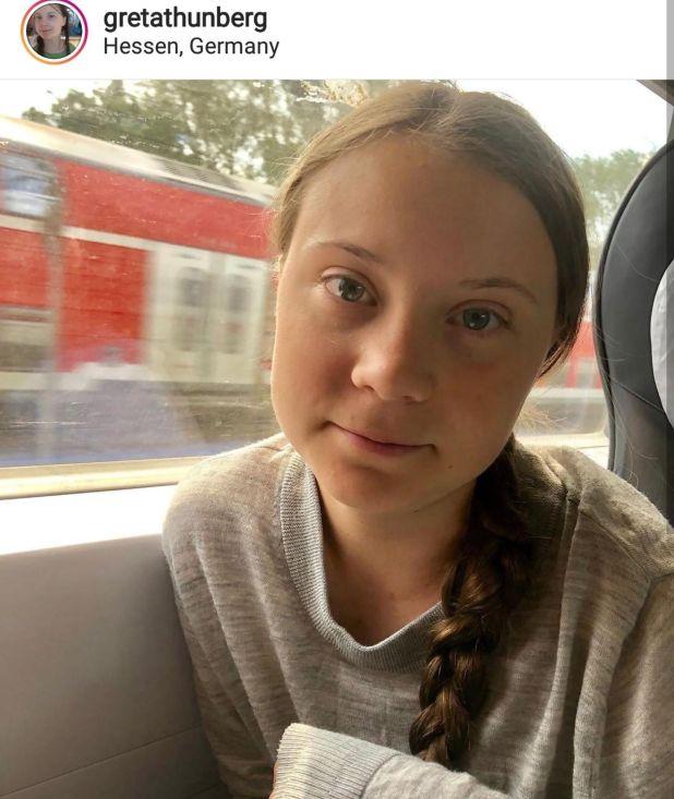 Greta comenzó a mediados de 2018 su iniciativa de huelga por el clima
