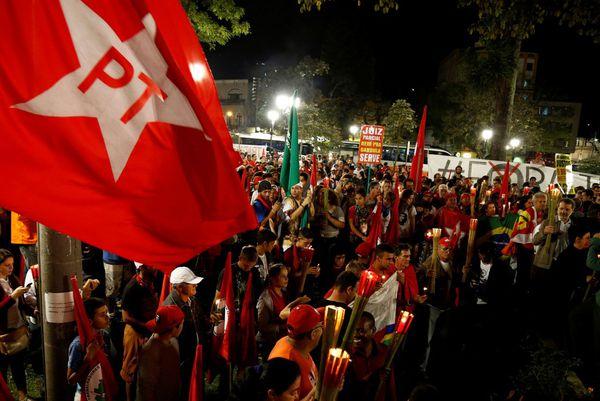 Cerca de dos millones de dólares fue el monto recibido, cuyo destino era el Partido de los Trabajadores (PT), entonces en el poder (Reuters)