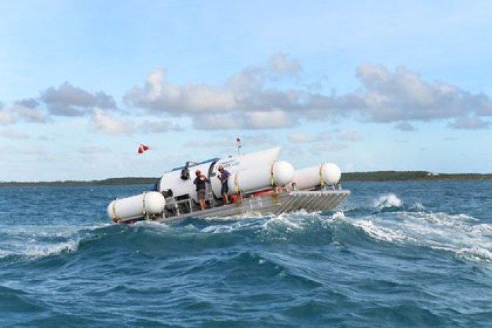 Cada misión hará tres inmersiones, en las cuales los pasajeros contarán con la guía de un investigador científico, mientras el piloto trabaja en la operación de Titan. (OceanGate Expeditions)