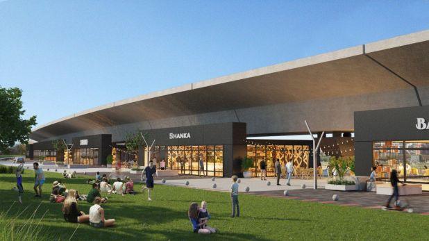 """La licitación denominada """"Vía Viva"""" contará con nuevos espacios verdes, paseos y circuitos comerciales debajo del viaducto del Ferrocarril Mitre."""
