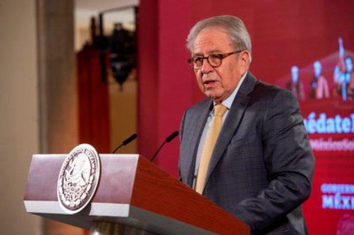 The Secretary of Health, Jorge Alcocer Varela (Photo: EFE / Presidency)