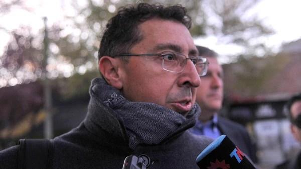 Juez Gustavo Lleral (Télam)