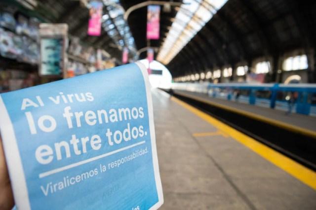 El objetivo es evitar la aglomeración de pasajeros como consecuencia de las nuevas actividades permitidas.