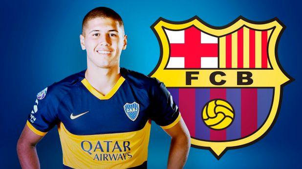 Santiago Ramos Mingo, a un paso del Barcelona