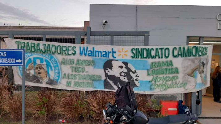 Walmart-Camioneros