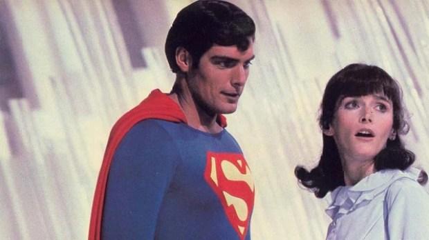 Margot Kidder interpretó a Lois Lane junto a Christopher Reeve