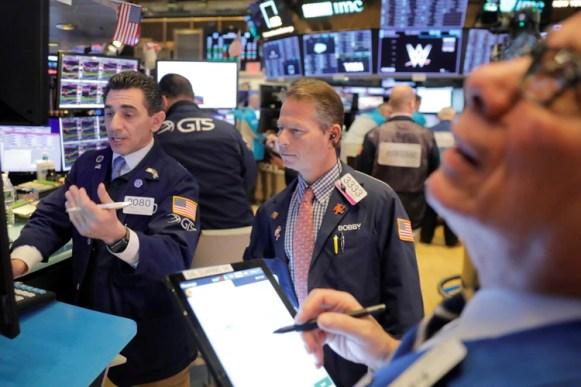 Los índices futuros de la bolsa de Nueva York también anticipan una fuerte baja (Reuters)