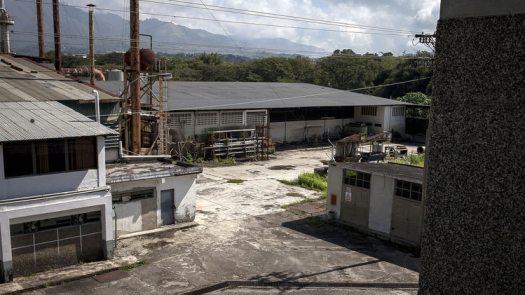 El abandono de industrias es notorio en todo el país (Bloomberg)