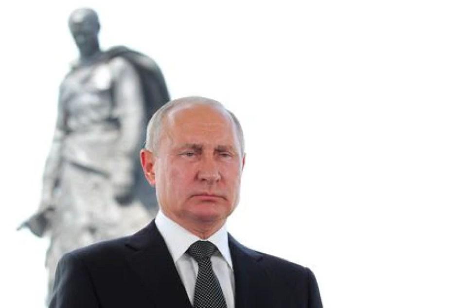 El presidente ruso, Vladimir Putin (EFE/ EPA/ Michael Klimentyev/ Sputnik/ Kremlin)