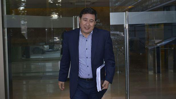 El futuro ministro de Desarrollo Social, Daniel Arroyo empezó a armar el plan de política social que se viene (Gustavo Gavotti)