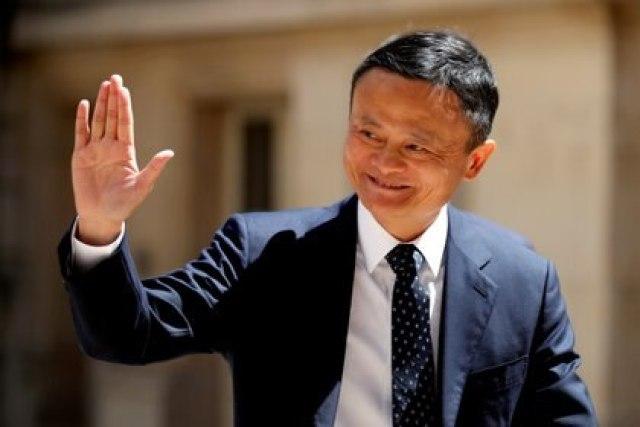 El CEO de Alibaba, Jack Ma