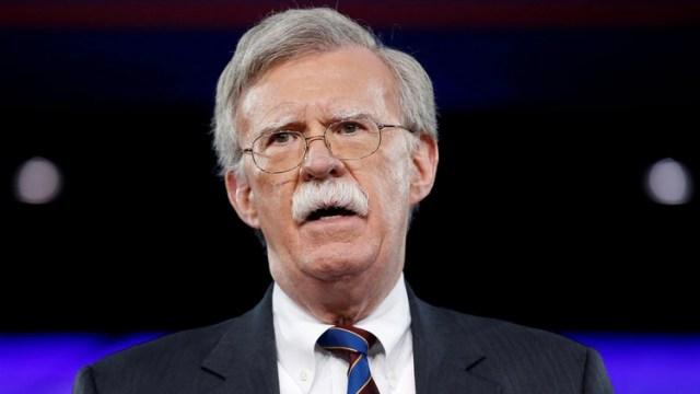John Bolton, asesor de Seguridad Nacional de EEUU (Reuters)