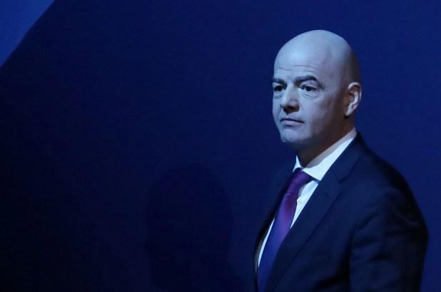 Gianni Infantino es presidente de la FIFA desde el 2016 (Foto: Reuters)