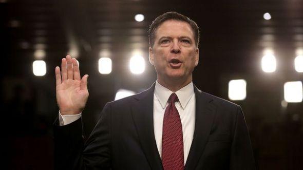 James Comey testificó ante el Senado la semana pasada (AFP)