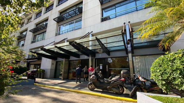 La empresa E-ZAY declaró que tiene oficinas en Alicia Moreau de Justo 1150 (Lihueel Althabe)