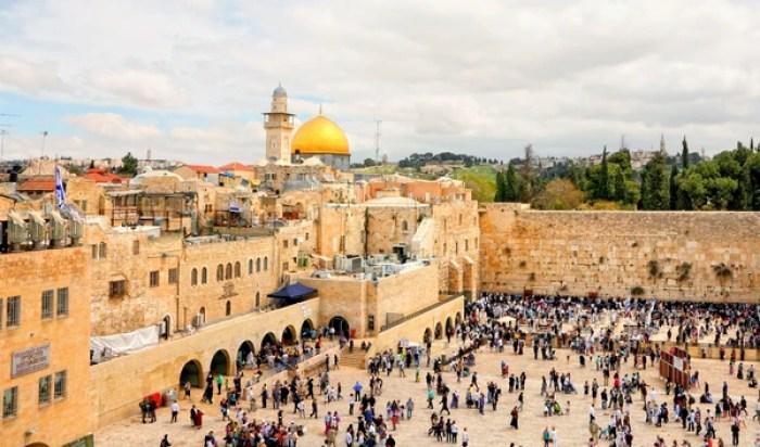 Jerusalén, la ciudad sagrada víctima de las disputas religiosas, políticas y sociales (Shutterstock)
