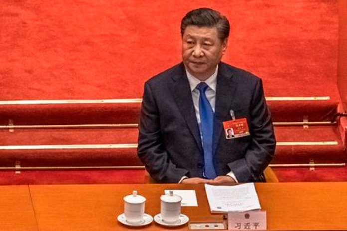 El jefe del régimen chino, Xi Jinping, suma un potencial fracaso en su promocionada carrera espacial (Reuters)