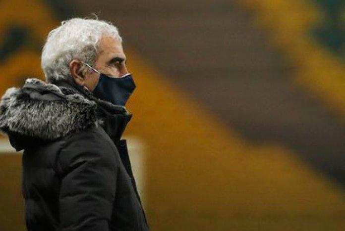 El DT de 68 años hizo su debut al frente del Nantes en el 0-0 ante rennes (REUTERS/Stephane Mahe)