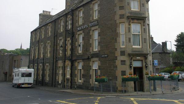 La calle más corta del mundo es la Ebenezer Place con poco más de dos metros de largo