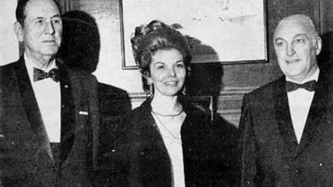 Juan Domingo Perón, Isabel y José López Rega
