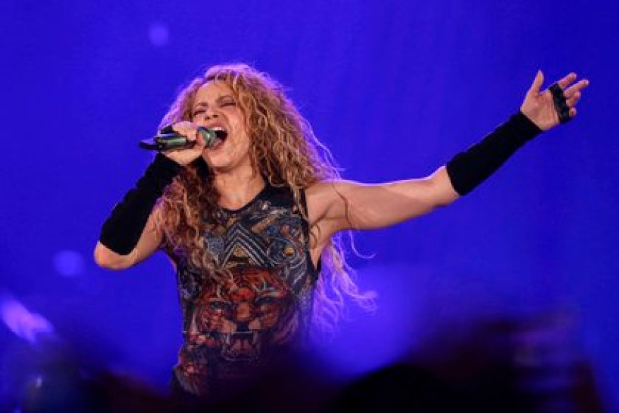 Colombian singer Shakira (EFE / Miguel A. Lopes / archive)