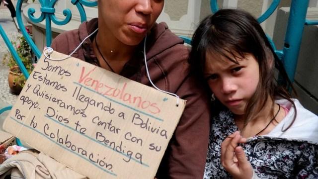 Los migrantes venezolanos se encuentran, principalmente, en Colombia, Perú, Chile, Ecuador, Argentina y Brasil(Foto: Reuters/David Mercado)