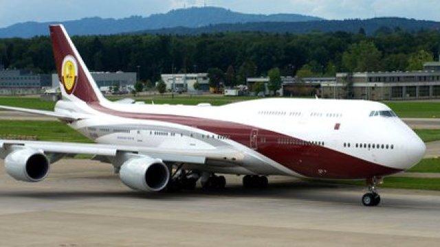 El inmenso Boeing 747 cuesta unos 400 millones de dólares en su versión ejecutiva