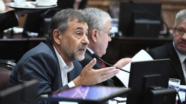 El cordobés Carlos Caserio es el nuevo presidente del bloque de senadores justicialistas