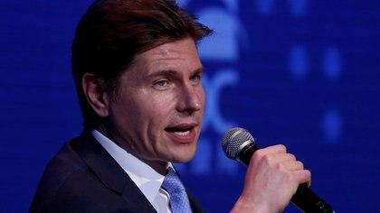 Nicolas Aguzin fue ejecutivo del Morgan por 30 años y director de Mercado Libre