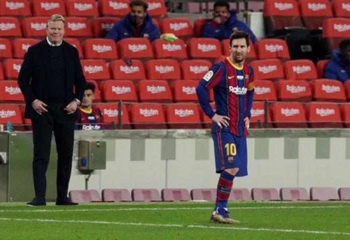 El Barcelona transita por un camino irregular en la temporada (Reuters)