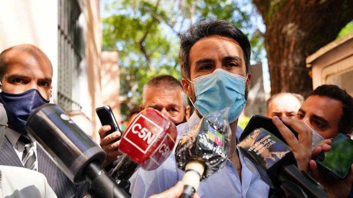 La Justicia le concedió al médico Leopoldo Luque la eximición de prisión en la causa que investiga la muerte de Maradona