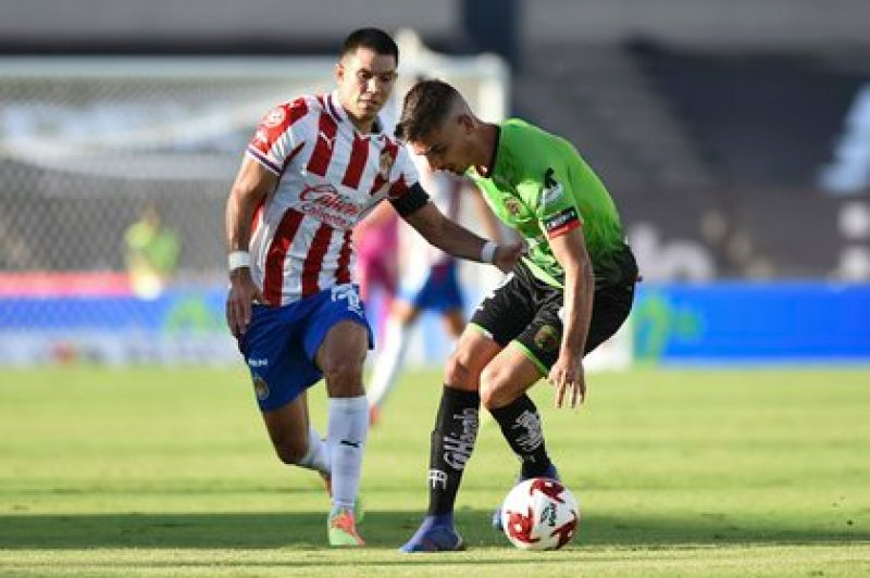 The coach acknowledged that the Chivas played better and could not tie the game (Photo: Twitter / @Chivas)