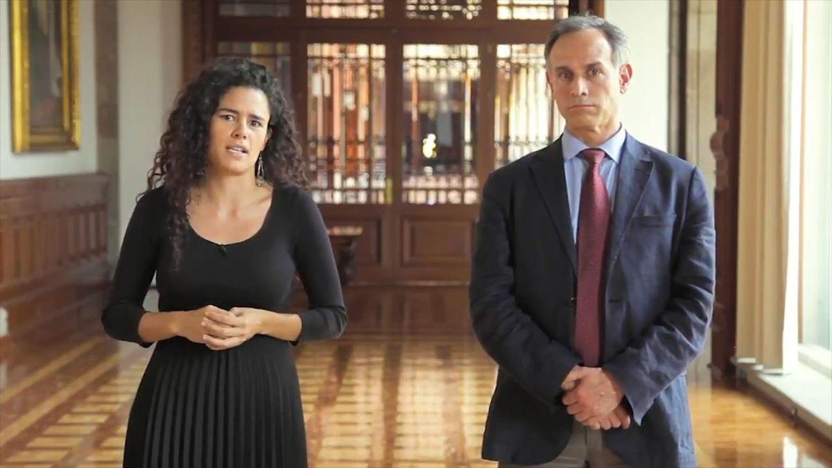 Hugo López Gatell - mexico - luisa maria alcalde - 04012020